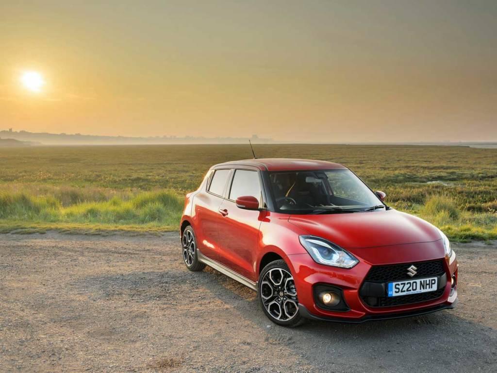 New Suzuki Swift Sport, now with ECO label for € 23,680