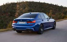 The new BMW 3 Series against its rivals