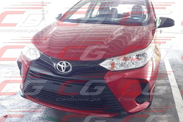 2020 Toyota Vios Details Leak