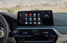 BMW introduces wireless Android Auto