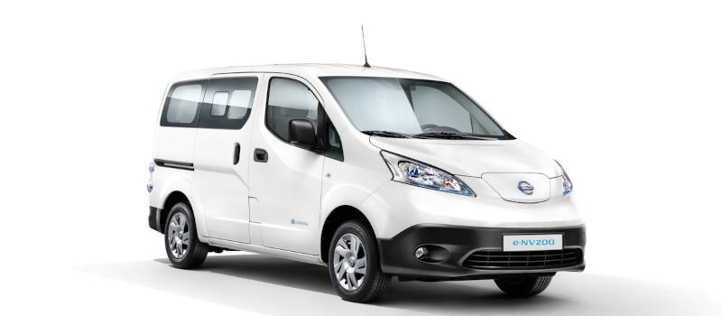 Nissan e-NV200 Kombi Price, Range & Overview