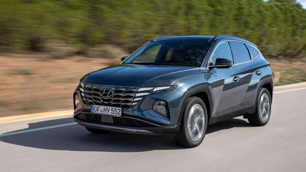 2021 Hyundai Tucson plug-in hybrid Specs and Details