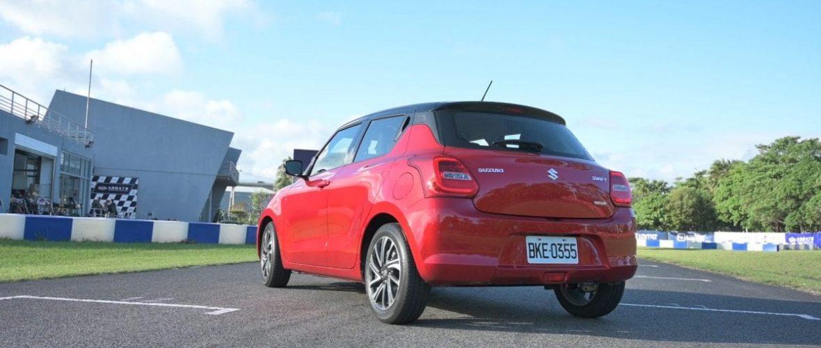 2021 SUZUKI Swift Hybrid facelift test drive, Specs & Details