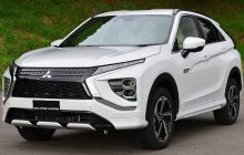 Mitsubishi Eclipse Cross PHEV: Plug-in Hybrid Specs and Details
