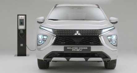 Official details with the future Mitsubishi Eclipse Cross PHEV 2021