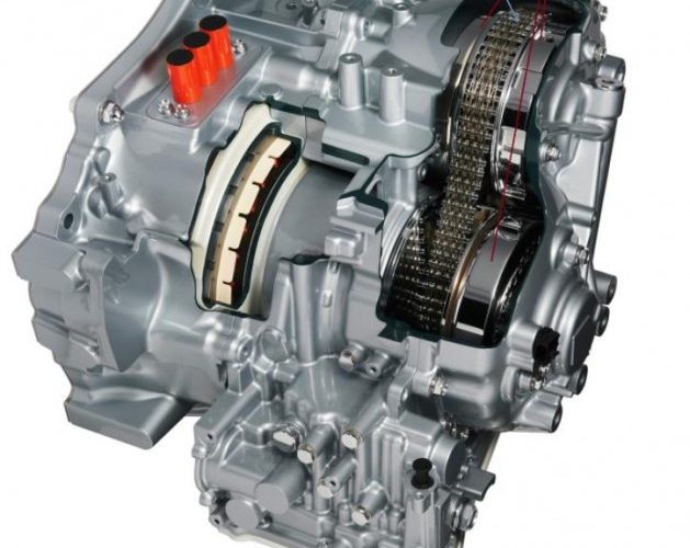 Toyota has problems with the e-CVT transmission mounted on Hybrid models
