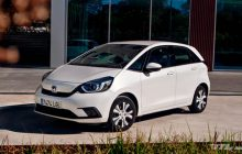 2021 Honda Jazz e:HEV Specs, Review & Details