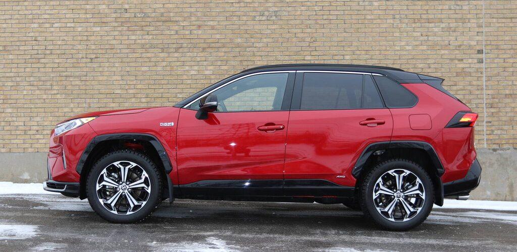 2021 Toyota RAV4 Prime Review, Specs, Details :winter proof