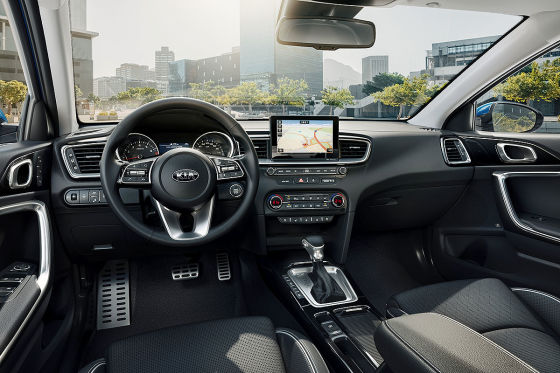 Everything about the 2018 Kia Ceed, Specs, Interior, Details
