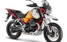 Moto Guzzi V85 TT, V7 and V9 Centenario, celebrates 100 years with special editions