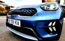 Test Drive the new KIA Niro Hybrid 1.6 GDi 105 HP ISG DCT6 Facelift 2020!