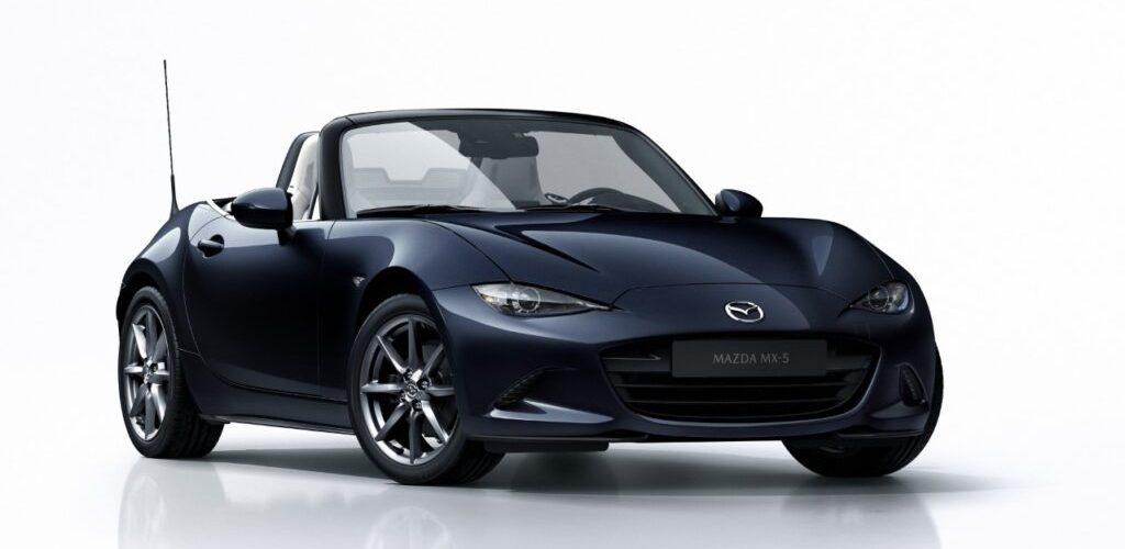 2021 Mazda MX-5 Specs, Price & Details