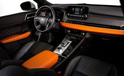 2022 Mitsubishi Outlander Specs, Details, Features,