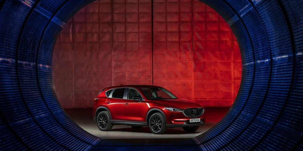 Mazda CX-5 2021 with new engine and new special edition