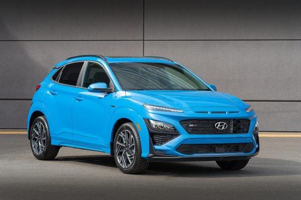 More Powerful Turbo transmission For the Hyundai Kona 2022