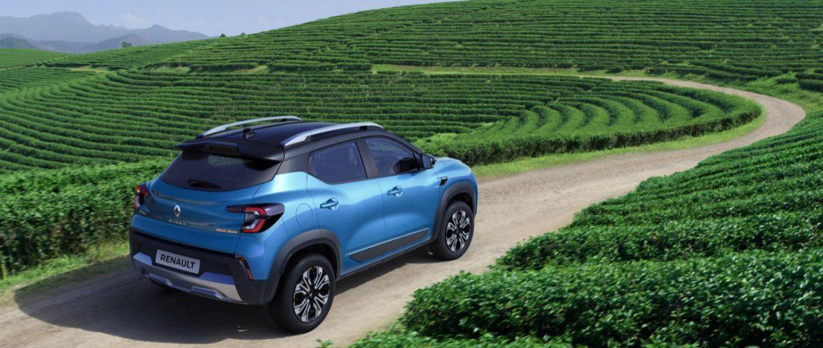 New SUV Renault Kiger Specs, Engine & Details