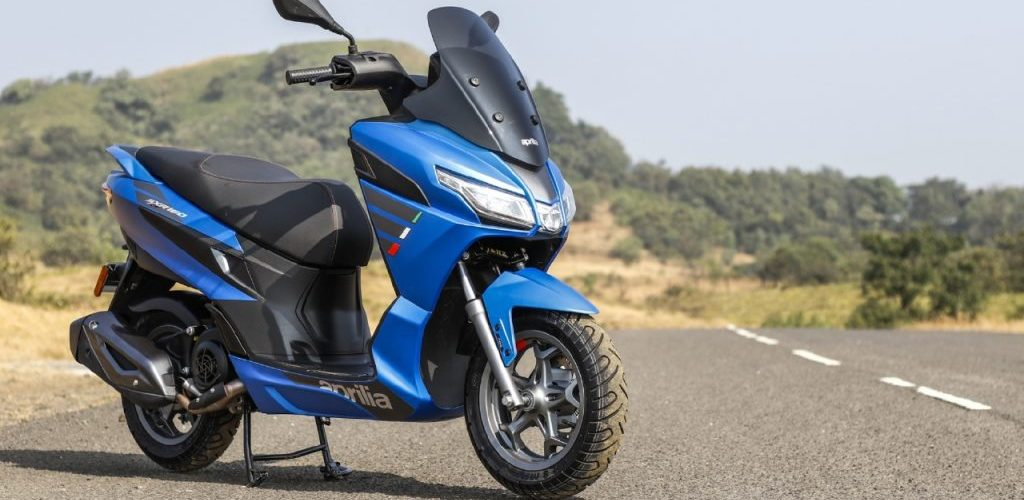 """Aprilia SXR 160 elected """"Scooter Of The Year 2021"""""""