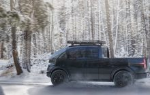 Canoo electric pickup: Tesla Cybertruck hold on tight!