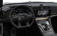 DS 9 E-Tense: premium interior, with lots of space