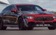 Mercedes-AMG GT Coupe 4-Door Plug-in Hybrid (2021) Engine, Specs & Overview