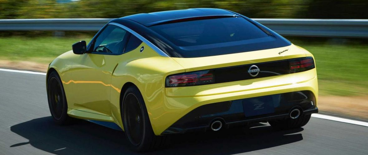 More details of the future Nissan Z 2022