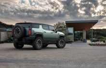 GMC Hummer EV SUV: an off-road without emissions