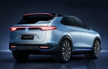Honda SUV e: prototype: Honda's first electric SUV