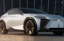 LF-Z electrified, the future of Lexus will be electric