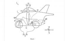 Subaru designs a flying motorcycle