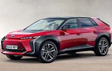 Toyota will sell its electric cars under the BZ sub-brand. Its first model, the BZ4X