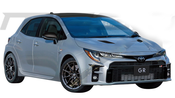 Toyota would prepare a 300-horsepower Corolla