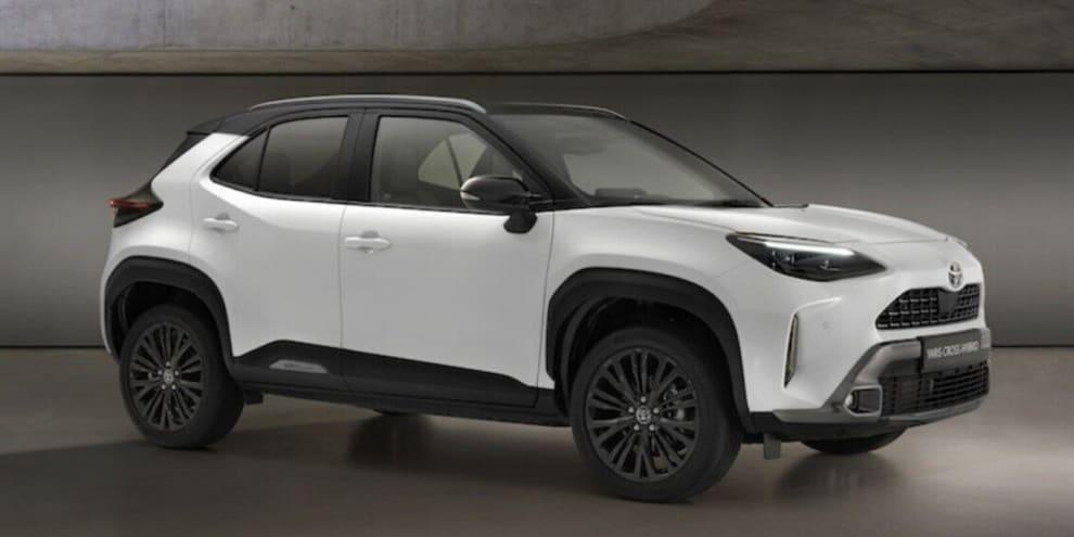 Toyota Yaris Cross Hybrid, the Adventure arrives