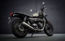 The Triumph Street Twin Gold Line only produced 1,000 units in the world.