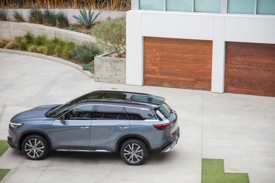 Infiniti QX60 2022 Redesign, completely renewed SUV