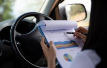 Driving Record in the United States: what information does car insurance look For