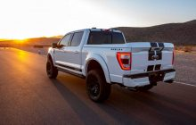 Ford plans to integrate retractable tailpipes into its trucks for better off-road driving