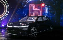 Foxconn Announces 3 new electric cars: Crossover, Sedan and a City Bus