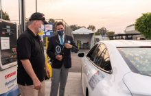 The Toyota Mirai breaks Guinness record of autonomy for hydrogen car